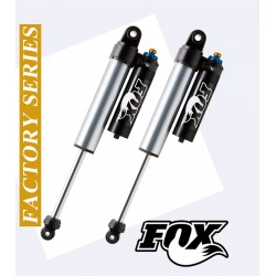 "FOX FACTORY SERIES 2.5"" JEEP JK ADJUSTABLE REAR"