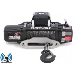 Winch SMITTYBILT X20 10000 GEN2 LBS Synthetic Rope