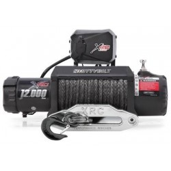 Winch SMITTYBILT XRC GEN2 12000 LBS Synthetic Rope