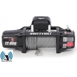 Winch Smittybilt X20 GEN 2 12000 lbs Waterproof Wirless Remote
