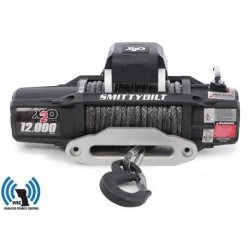 Winch SMITTYBILT X20 GEN2 12000 LBS Synthetic Rope