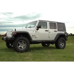 """4"""" Rough Country Lift Kit - Jeep Wrangler JK 2 door"""