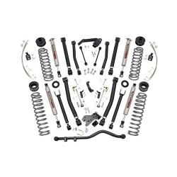 "6"" Rough Country X Series Lift Kit - Jeep Wrangler JK 2 door"