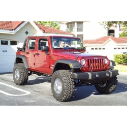"4,5"" CLAYTON OFF ROAD Premium Lift Kit suspension - Jeep Wrangler JK 2 door"