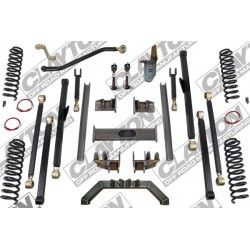 "7"" CLAYTON OFF ROAD Long Arm Lift Kit suspension - Jeep Grand Cherokee ZJ"