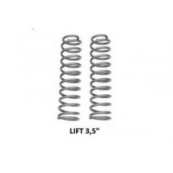 "Front coil springs Rough Country - Lift 3,5"" - Jeep Grand Cherokee ZJ"