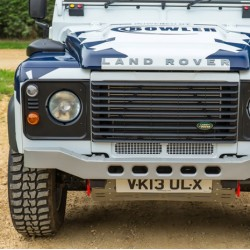 Bowler Defender Light Weight Front Bumper – Race