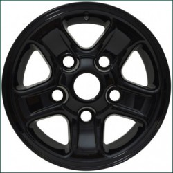 Boost Alloy Wheel 7x16 5x165 - Black