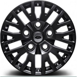 Kahn Design DEFEND 1983 8x18 Wheel - Matt black