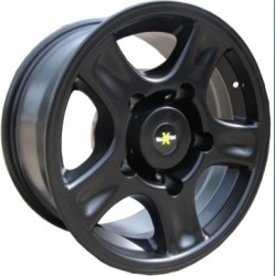MaxXtrac Mantra Wheel 8x16 Black