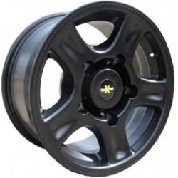 MaxXtrac Mantra Wheel 8x17 Black Discovery 3 / Discovery 4 / RR Sport