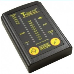 T-Max Auxiliary Battery System Monitor