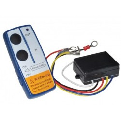 Bripart Wireless Winch Remote - 12v