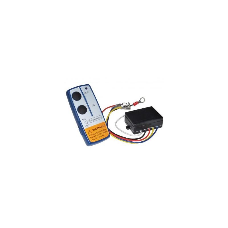 Bripart Wireless Winch Remote - 12v