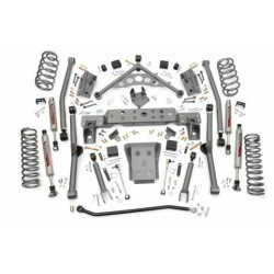 "4"" Rough Country Long Arm Kit suspension - Jeep Grand Cherokee WJ WG"