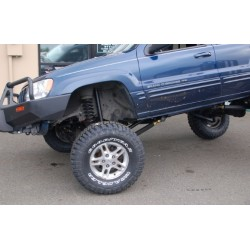 "4,5"" Long Arm Lift Kit suspension CLAYTON OFF ROAD - Jeep Grand Cherokee WJ WG"