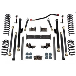 "6"" Long Arm Lift Kit suspension CLAYTON OFF ROAD - Jeep Grand Cherokee WJ WG"