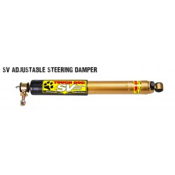 SV Adjustable Steering Damper to JEEP JK