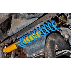 RTC Steering Damper to Toyota HDJ80