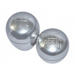 Alloy Gear Knob Set - R380