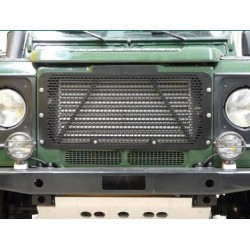 Defender Grill - Black Stainless Steel