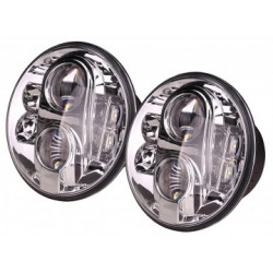 "7""  Lynx Eye LED Headlights - LHD"