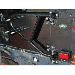 Defender Swing Away Wheel Carrier
