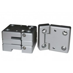 Britpart Defender / Series 3 Aluminium Front Door Hinges