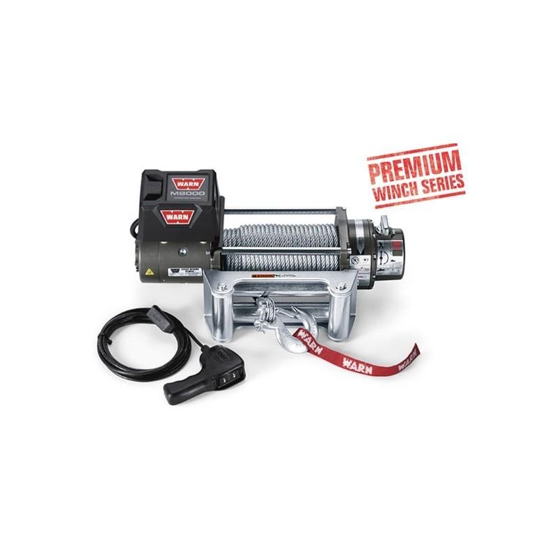 WINCH WARN M8000 12V