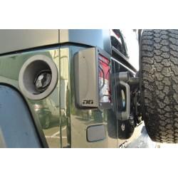 tail light protection  D6 Jeep JK
