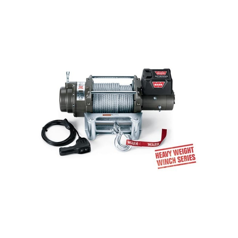 WINCH WARN CE-M12000