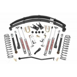 "6.5"" Rough Country Lift Kit Suspension - Jeep Cherokee XJ"