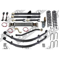 "6,5"" Long Arm Lift Kit suspension CLAYTON OFF ROAD - Jeep Cherokee XJ"