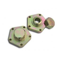 HD DRIVE FLANGES (PAIR)