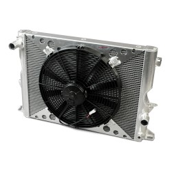 DEFENDER TD5 ALLISPORT RADIATOR WITH FAN