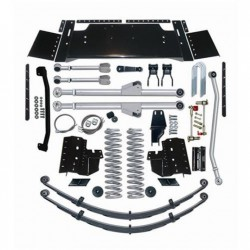 "7,5"" Extreme Duty Long Arm Lift Kit Rubicon Express - Jeep Cherokee XJ"