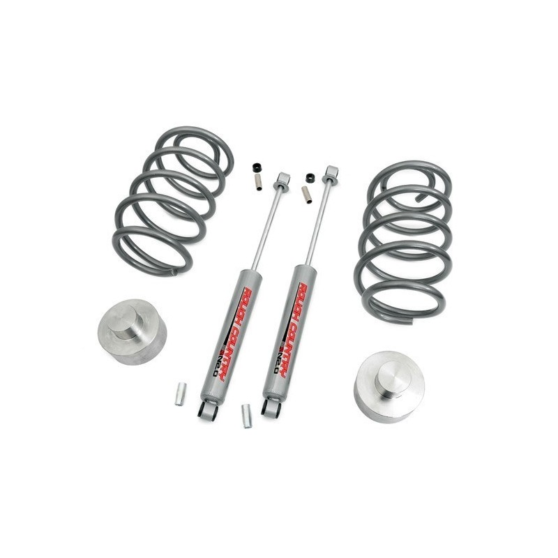 "3"" Rough Country Lift Kit suspension - Jeep Liberty KJ 02-07"