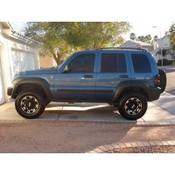 "3"" Rough Country Lift Kit suspension - Jeep Liberty KJ 02-07"