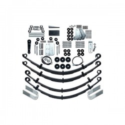 "4.5"" Extreme Duty Lift Kit Rubicon Express - Jeep Wrangler YJ"