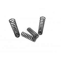 Complete set of Coil Springs JKS Lift 2,5'' - Jeep Wrangler JK 2 door