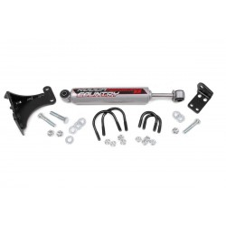 Ultimate steering stabilizer Performance 2.2 HD Rough Country - JEEP WRANGLER JK