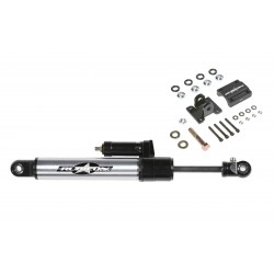 Adjustable Steering Stabilizer NFS Performance Rubicon Express - Jeep Wrangler JK