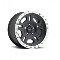 "Alloy wheel 8,5x17"" 5x127 ET 0 - Pro Comp Model 5129 Satin Black - Jeep Wrangler JK"