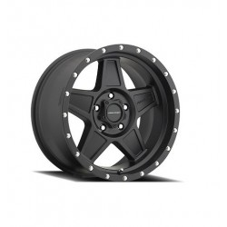 "Alloy Wheel 8,5x17"" 5x127 ET 0 - Pro Comp Model 5035 Satin Black - Jeep Wrangler JK"
