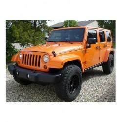 Alloy Wheel 9x18 5x127 Et 0 Pro Comp Model 7036 Flat Black Jeep Wrangler Jk