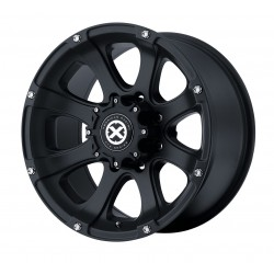 "Alloy Wheel 8x18"" 5x127 ET35 ATX Model 188 Black - Jeep Wrangler JK"