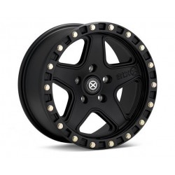 "Alloy Wheel 8,5x18"" 5x127 ET35 ATX Model 194 Black - Jeep Wrangler JK"