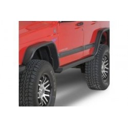 ROCK SLIDERS SMITTYBILT – JEEP CHEROKEE XJ