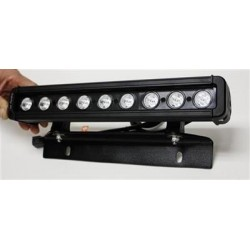 LICENCE PLATE LED LIGHT MOUNT SMITTYBILT