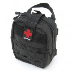 FIRST AID STORAGE BAG SMITTYBILT